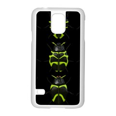 Beetles Insects Bugs Samsung Galaxy S5 Case (white)