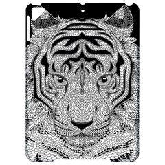 Tiger Head Apple Ipad Pro 9 7   Hardshell Case