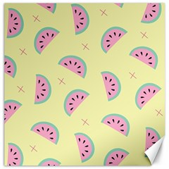 Watermelon Wallpapers  Creative Illustration And Patterns Canvas 16  X 16