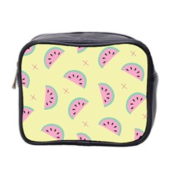 Watermelon Wallpapers  Creative Illustration And Patterns Mini Toiletries Bag 2 Side