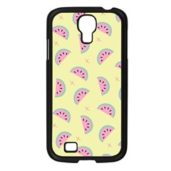 Watermelon Wallpapers  Creative Illustration And Patterns Samsung Galaxy S4 I9500/ I9505 Case (black)