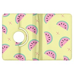 Watermelon Wallpapers  Creative Illustration And Patterns Kindle Fire Hdx Flip 360 Case