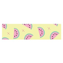Watermelon Wallpapers  Creative Illustration And Patterns Satin Scarf (oblong)