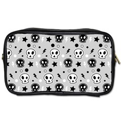 Skull Pattern Toiletries Bags