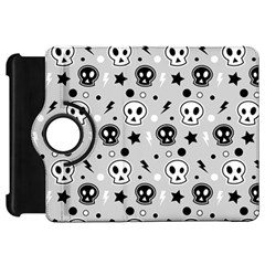 Skull Pattern Kindle Fire Hd 7