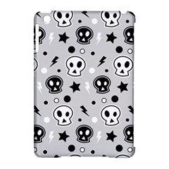 Skull Pattern Apple Ipad Mini Hardshell Case (compatible With Smart Cover)