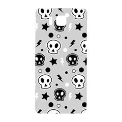 Skull Pattern Samsung Galaxy Alpha Hardshell Back Case