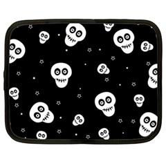 Skull Pattern Netbook Case (xl)