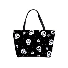 Skull Pattern Shoulder Handbags