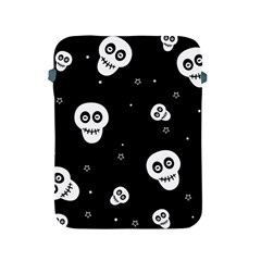 Skull Pattern Apple Ipad 2/3/4 Protective Soft Cases