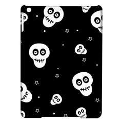 Skull Pattern Ipad Air Hardshell Cases