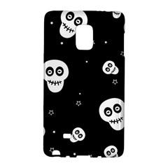 Skull Pattern Galaxy Note Edge