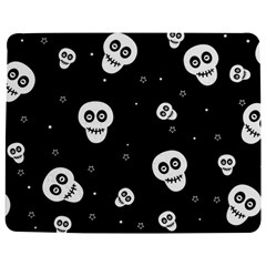 Skull Pattern Jigsaw Puzzle Photo Stand (rectangular)