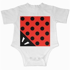 Abstract Bug Cubism Flat Insect Infant Creepers