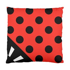 Abstract Bug Cubism Flat Insect Standard Cushion Case (one Side)