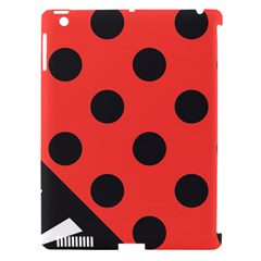 Abstract Bug Cubism Flat Insect Apple Ipad 3/4 Hardshell Case (compatible With Smart Cover)