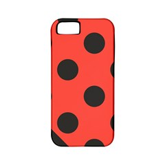 Abstract Bug Cubism Flat Insect Apple Iphone 5 Classic Hardshell Case (pc+silicone)
