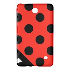 Abstract Bug Cubism Flat Insect Samsung Galaxy Tab 4 (8 ) Hardshell Case