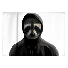 Gangsta Raccoon  Samsung Galaxy Tab 10 1  P7500 Flip Case