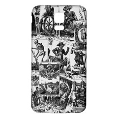 Tarot Cards Pattern Samsung Galaxy S5 Back Case (white)