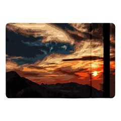 Landscape Apple Ipad Pro 10 5   Flip Case