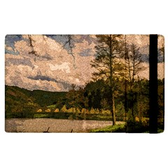 Landscape Apple Ipad 2 Flip Case