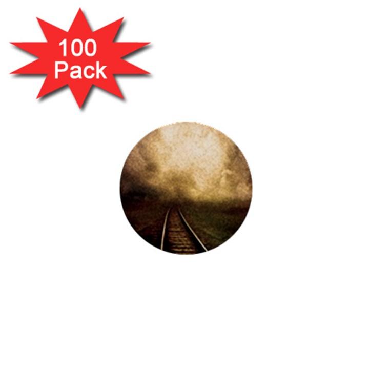 Landscape 1  Mini Buttons (100 pack)