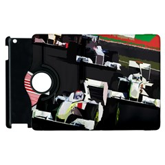 Formula 1 Apple Ipad 2 Flip 360 Case