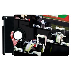 Formula 1 Apple Ipad 3/4 Flip 360 Case