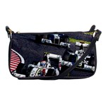 Formula 1 Shoulder Clutch Bags Front