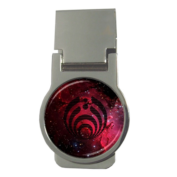 Bassnectar Galaxy Nebula Money Clips (Round)