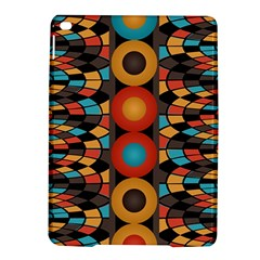 Colorful Geometric Composition Ipad Air 2 Hardshell Cases