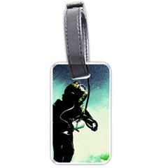 Underwater Luggage Tags (two Sides)