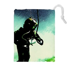 Underwater Drawstring Pouches (extra Large)