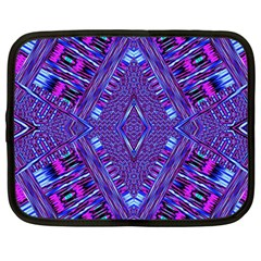 Race Time Queen Netbook Case (large)
