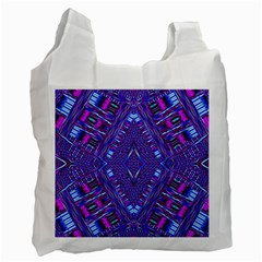 Race Time Queen Recycle Bag (two Side)