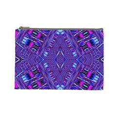 Race Time Queen Cosmetic Bag (large)