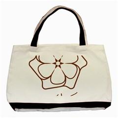 Logo Of Yazd  Basic Tote Bag