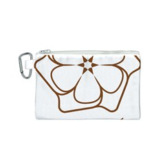 Logo Of Yazd  Canvas Cosmetic Bag (s)