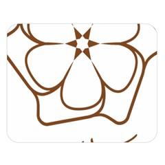 Logo Of Yazd  Double Sided Flano Blanket (large)