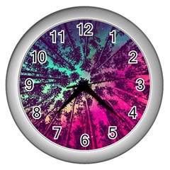 Just A Stargazer Wall Clocks (silver)