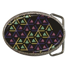 Triangle Shapes                              Belt Buckle