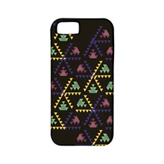 Triangle Shapes                        Apple Iphone 4/4s Hardshell Case (pc+silicone)