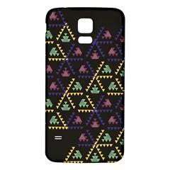 Triangle Shapes                        Samsung Galaxy S5 Case (black)