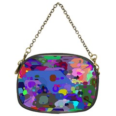 Big And Small Shapes                        Chain Purse (two Sides)