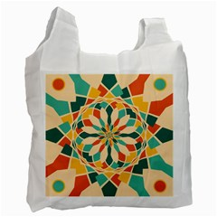 Summer Festival Recycle Bag (two Side)