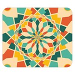 Summer Festival Double Sided Flano Blanket (Small)  50 x40 Blanket Front