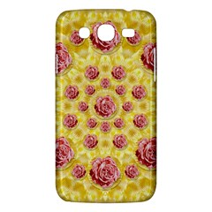 Roses And Fantasy Roses Samsung Galaxy Mega 5 8 I9152 Hardshell Case