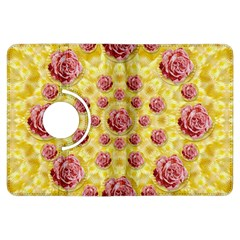 Roses And Fantasy Roses Kindle Fire Hdx Flip 360 Case