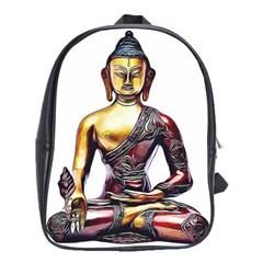 Buddha School Bags (xl)